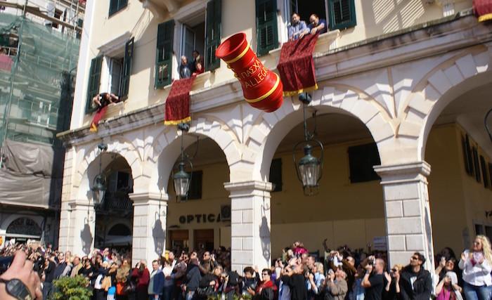Sfintele Pasti in Insula Corfu 7 zile 330€ transport 24.04 - 30.04.2019