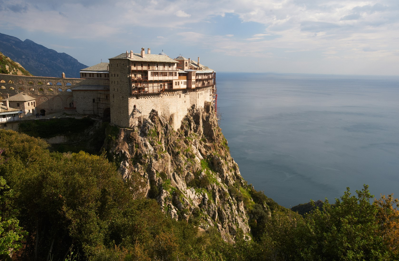 Pelerinaj la Sf. Munte Athos si Tesalonic 6 zile