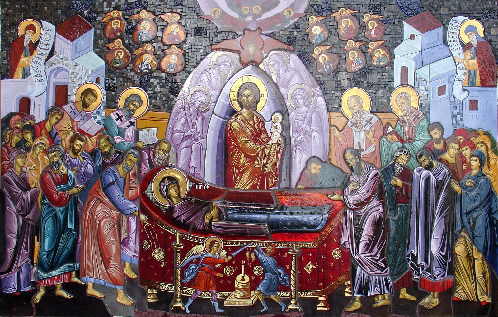 Pelerinaj Grecia de ziua Adormirii Maicii Domnului 9 zile