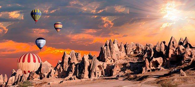 Pelerinaj Turcia - Cappadocia 10 zile