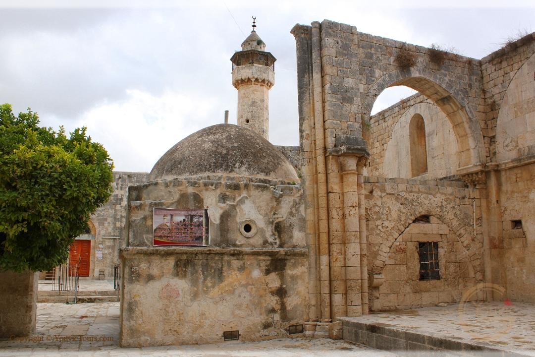 Pelerinaj Israel - Samaria - Sebastia 6 nopti