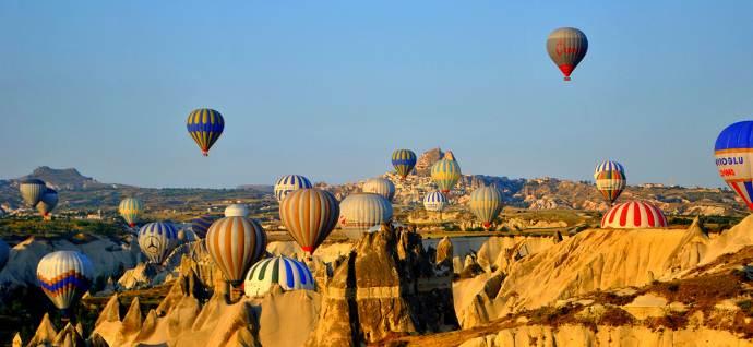 Circuit cultural-religios Turcia/Cappadocia 11 zile